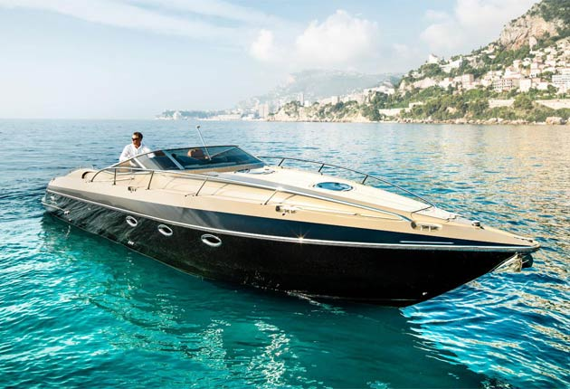 Luxury Boat Builder Hunton joins the Harrods' 'Made with Love' campaign