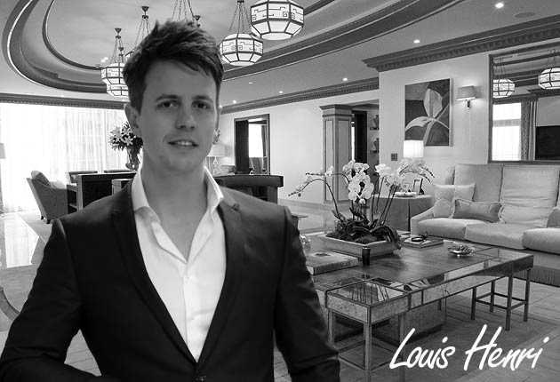 The Presidential Apartment In Dubai Created Byy Louis Henri – Part One