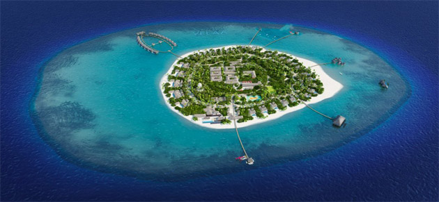 Velaa, the Private Island with its own Michelin starred chef