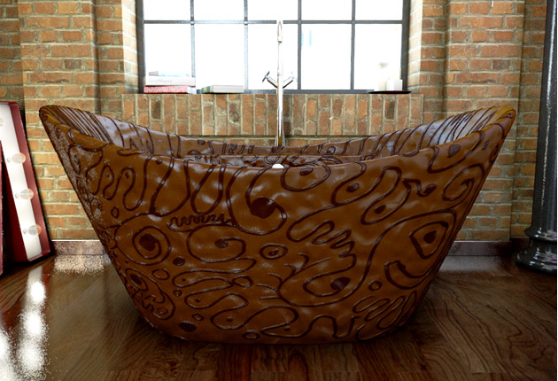 The 100% Pure Belgian Chocolate Bathroom Suite