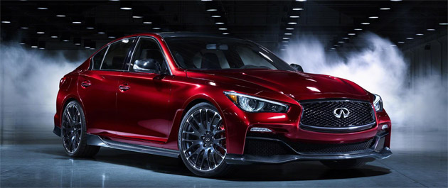 The Infiniti Eau Rouge