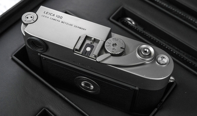 The Leica M Edition 100 - Celebrating 100 years of Leica photography