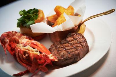 Steakhouse In Syon: Marco Pierre White Comes to London Hilton Syon Park