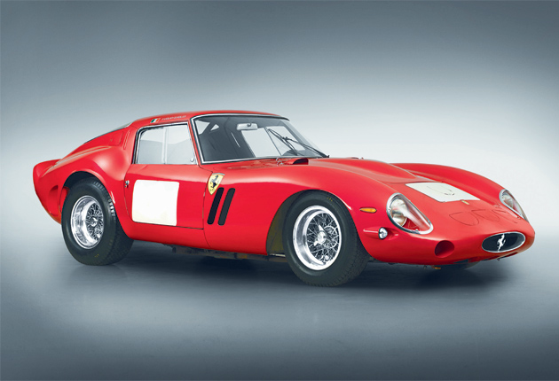 The Ferrari 250 GTO is the most valuable and coveted car in the world