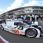 "Chopard ""Official timing partner"" of Porsche Motorsport at the Austin FIA World Endurance Championship 10"