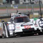 "Chopard ""Official timing partner"" of Porsche Motorsport at the Austin FIA World Endurance Championship 11"