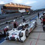 "Chopard ""Official timing partner"" of Porsche Motorsport at the Austin FIA World Endurance Championship 12"