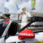 "Chopard ""Official timing partner"" of Porsche Motorsport at the Austin FIA World Endurance Championship 14"