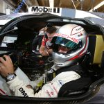 "Chopard ""Official timing partner"" of Porsche Motorsport at the Austin FIA World Endurance Championship 15"