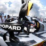 "Chopard ""Official timing partner"" of Porsche Motorsport at the Austin FIA World Endurance Championship 16"
