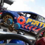 Mike Lee Enjoys The 2015 Touring Car Experience 2