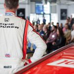 Mike Lee Enjoys The 2015 Touring Car Experience 4