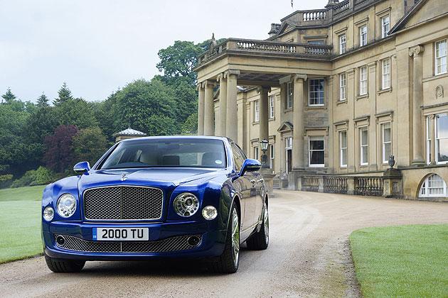 Building The Best Of British: Bentley