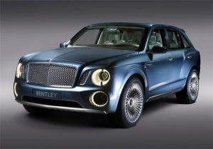 Building The Best Of British: Bentley 16