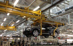 Building The Best Of British: Bentley 17