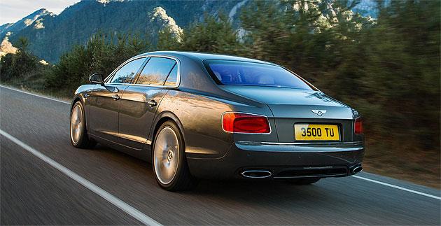 Building The Best Of British: Bentley 19