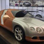 Building The Best Of British: Bentley 23