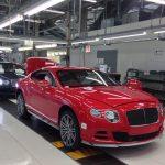 Building The Best Of British: Bentley 29