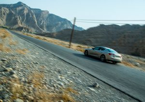 Let's picture the scene. A mountain sits before you, with an open twisty road ascending into the Ras Al Khaimah range of the UAE