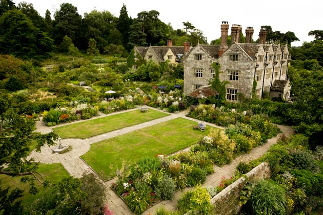 Gravetye Manor - The Ultimate British Manor Escape