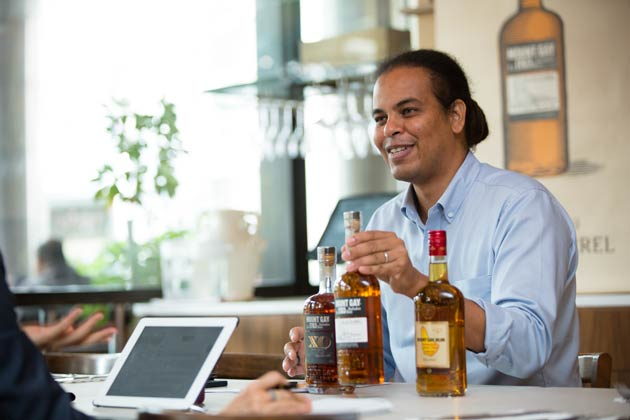 Malaysia gets a taste of the delights of Mount Gay Rum's New Black Barrel Blend