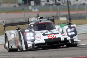 "Chopard ""Official timing partner"" of Porsche Motorsport at the Austin FIA World Endurance Championship 8"