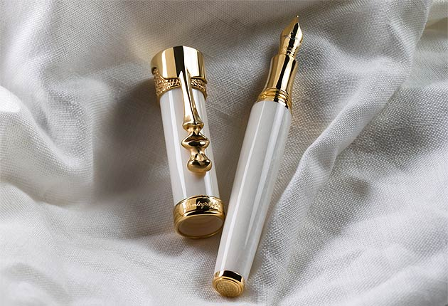 The Salvador Dali Surrealista Pens by Montegrappa