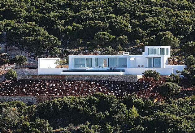 Great Getaways: 'Villa Assimi' In Zakynthos, Greece