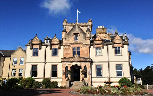 A Scottish Gem: Cameron House On Loch Lomond