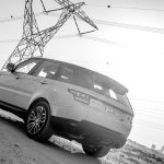 On Test: 2015 Range Rover Sport 7