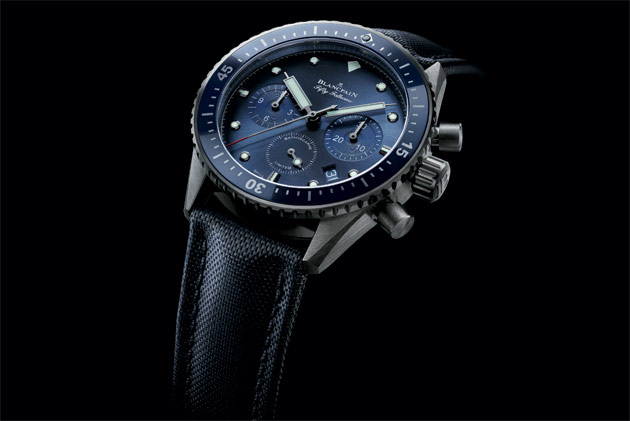 Blancpain Debuts The Ocean Commitment Limited Editions
