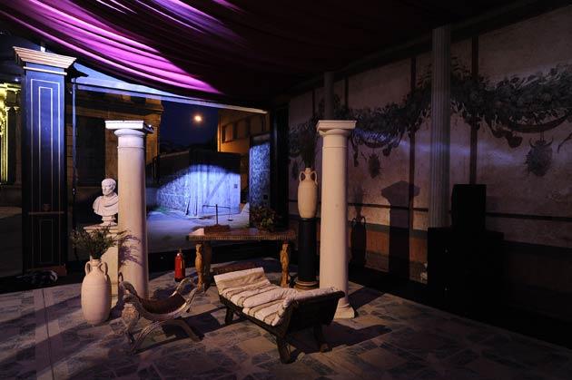 Chopard continues its commitment to a prestigous renovation project at Cinecittà