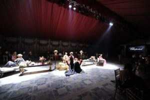Chopard continues its commitment to a prestigous renovation project at Cinecittà 7