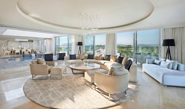Living In Luxury At The Conrad Algarve