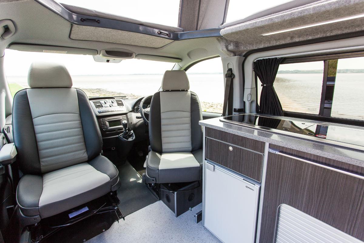 horizon mcv set to revolutionize campervan industry with. Black Bedroom Furniture Sets. Home Design Ideas