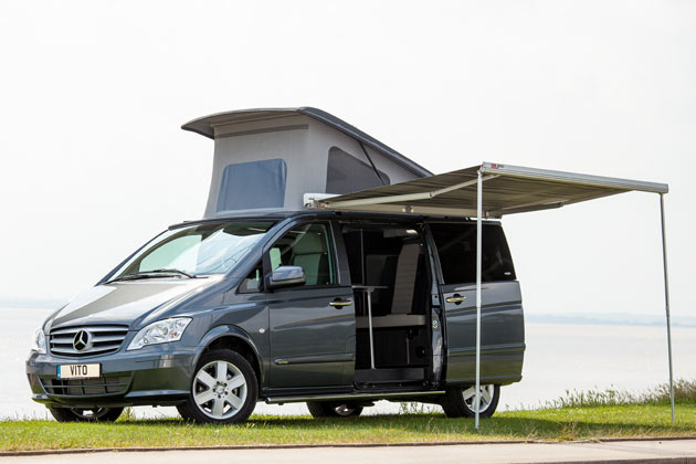 Horizon MCV set to revolutionize campervan industry with launch of luxury multi-concept Mercedes