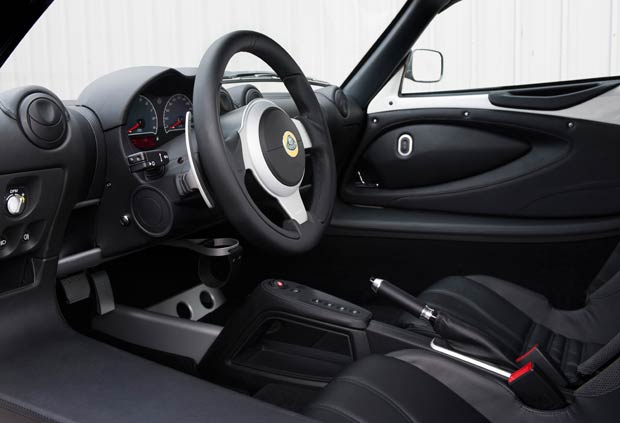 The Lotus Exige S Goes Automatic 4