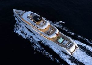 Italian yacht builder Benetti last week announced that more than 50% of their yachts are sold in the U.S. And most of those yachts are sold in Miami.