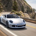 Porsche adds four new models to the legendary 911 Carerra Family 4