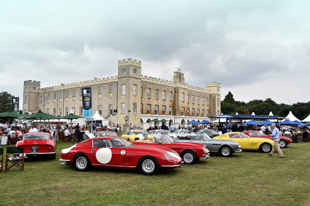 Exploring The Delights Of Salon Prive 2014