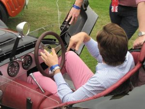 Exploring The Delights Of Salon Prive 2014 11