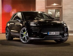Techart Aerodynamics Program for the Porsche Macan models