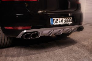 Exhaust Systems Sport for the Porsche Macan models.