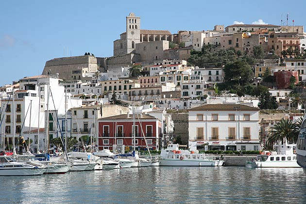 The 'Best Property in Spain' is found on the Island of Ibiza