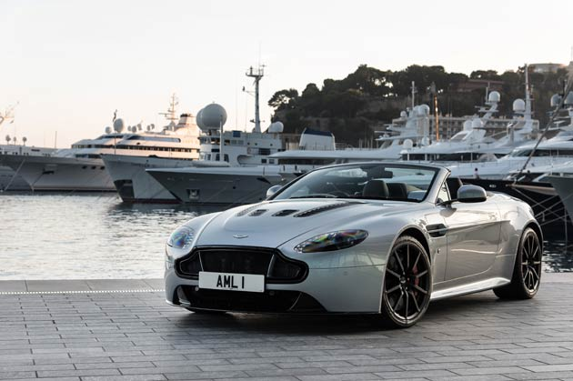 Aston Martin Invites Luxurious Magazine To Their Côte d'Azur Lifestyle Event