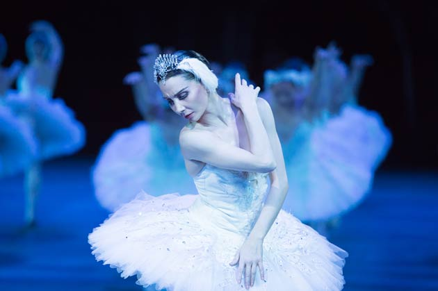 Backes & Strauss and English National Ballet renew their partnership