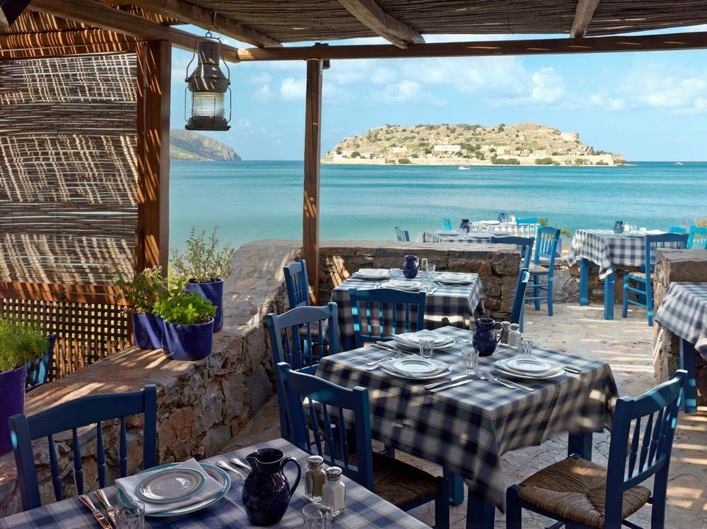 Rooms Blue Palace Crete