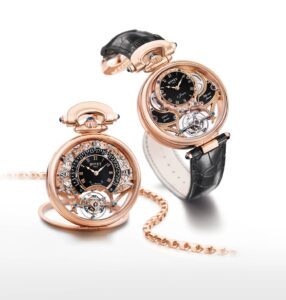 Bovet Amadeo® Fleurier Tourbillon Virtuoso III 5-Day Tourbillon with Retrograde Perpetual Calendar and Reversed Hand-Fitting