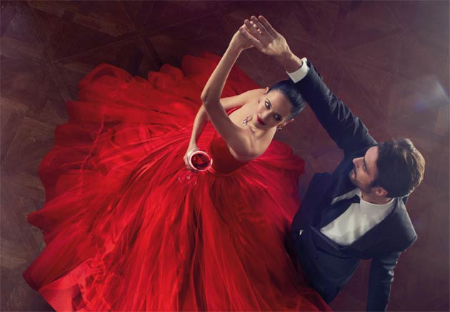 Campari takes you on a timeless journey of discovery with its 2015 Calendar starring Eva Green