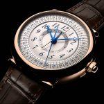 """The 14th Grand Prix d'Horlogerie de Genève """"Aiguille d'Or"""" is awarded to Breguet 5"""